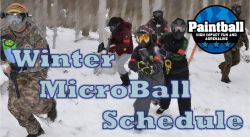 Winter Microball Games-picture